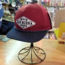 【Well tailored】BB CAP BSV バーガンディ