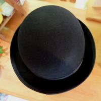 【GRACE】FORK BOWLER HAT TH140 BK