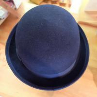 【GRACE】FORK BOWLER HAT TH140 NY